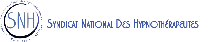Logo du Syndicat National des Hypnothérapeutes